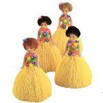 フラダンスで使用する衣装のドレスや装飾品について知ろう!
