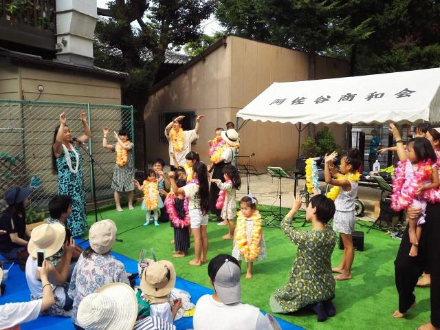 あさがや市ハワイアンフェス:東京都杉並区